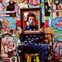 Joachim - Born To Paint Solo Show