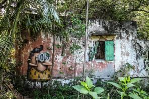 Ador, Street Art Réunion. Photo credit Ador 2018