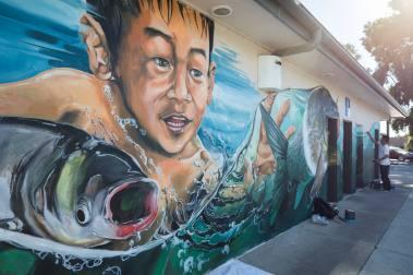 wall-to-wall-street-art-festival-australia-benalla-pc-nicole-reed-Leonard-Siaw