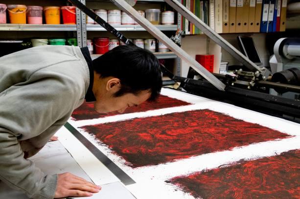 Hua Tunan - Fearless Print