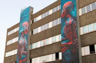 Insane 51, Berlin Mural Fest 2018. Photo Credit Berlin Mural Fest