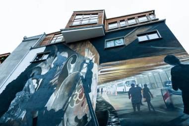 Tasso, Berlin Mural Fest 2018. Photo Credit Berlin Mural Fest