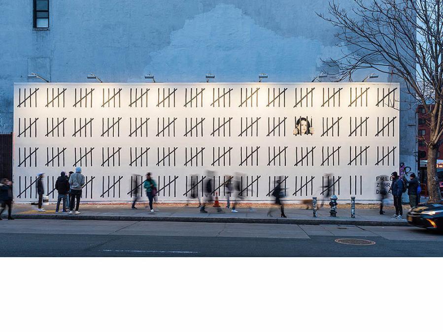 banksy-Zehra-Dogan-Diyarbakır-Prison-bowery-wall-new-york-2