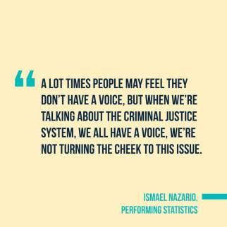 Activist Ismael Nazario, We The Future. Instagram Post