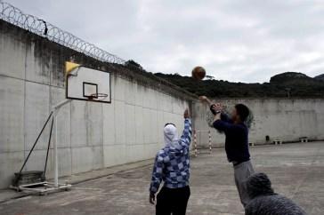 Pejac, El Dueso prison, Spain 2019. Photo Credit Pejac