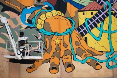 Bicicleta-Titanes-social-inclusion-silo-street-art-museum-the-plain-of-La-Mancha-ciudad-real-pc-Elchino-Po-7