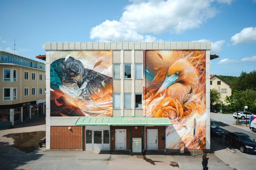 Curtis Hylton, Artscape saga 2019. Photo Credit Fredrik Åkerberg