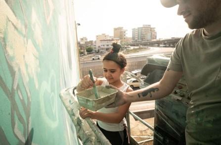 Pat-Perry-Opening-Lines-Connecting-Communities-Street-Art-Iraq-USA-2019-pc-Emad-Rashidid-17