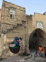 Ador 'GRAPES' - Anabta, Palestine 2019. Photo Credit Ador.