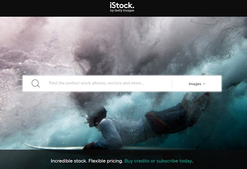 istock credit compared to