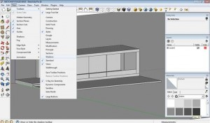Tutorial Sketchup vray sun e cameraphysical 05