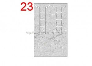 Disegni cancelli in dwg : catalogo 2.18