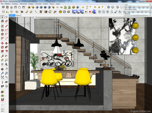 Vray sketchup tutorial Interior #40 cover 1