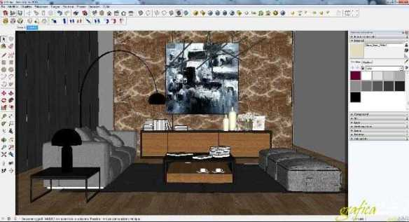 Tutorial vray sketchup interior #110
