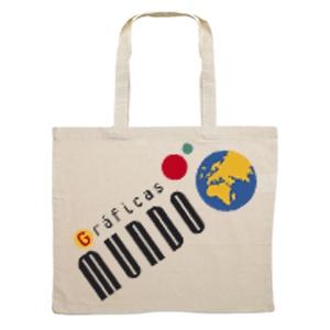 Gráficas Mundo - Bolsas algodón personalizadas, Bolsas papel personalizadas