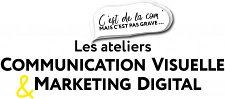 titre ateliers-graphiste-marketing digital-beziers-graphicdeal