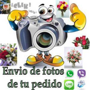 Enviar flores con foto