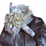Ramo de novia vintage Cisne Blanco 222 ok