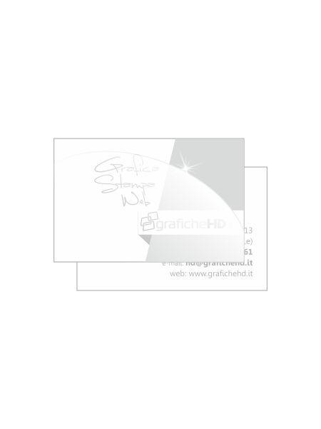 STAMPA FRONTE/RETRO PLASTIFICATI