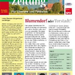 ZeitungÜberseeJuli15Titel