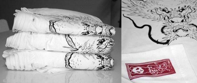Bedruckte Textilien im Siebdruck aus der Essener Siebdruck-Manufaktur