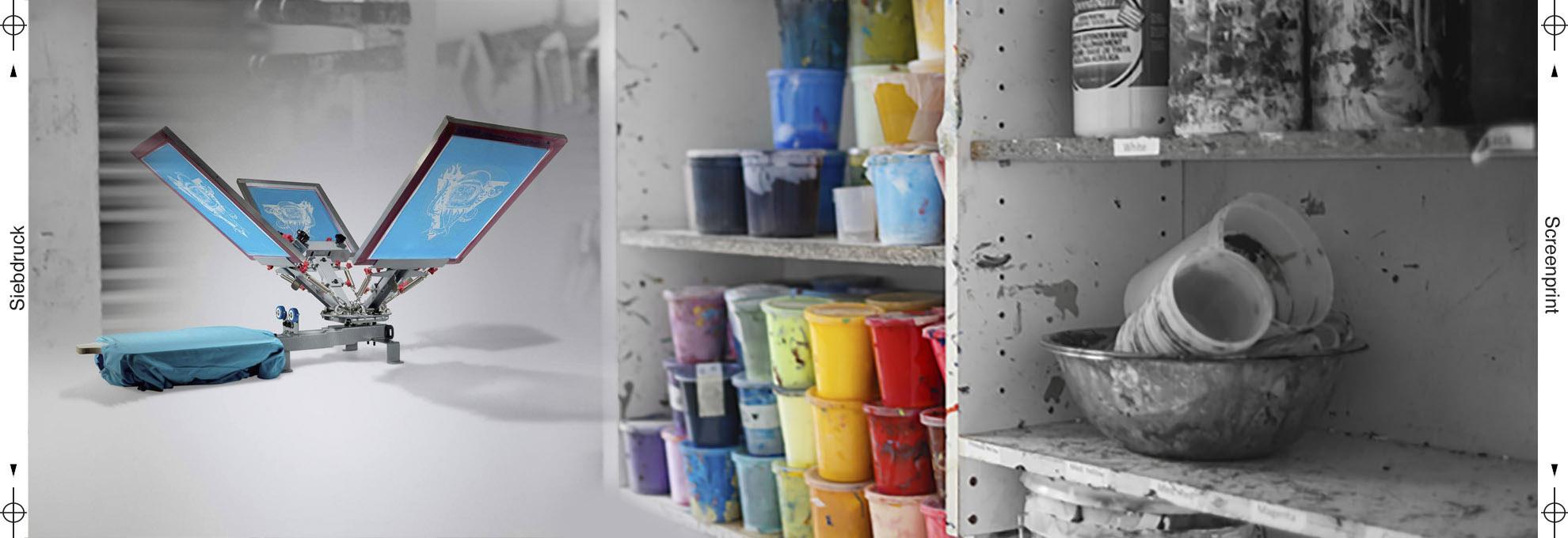 Siebdruck, Workshop, Grafik, design, print, Textildruck, grafik design, Mediengestalter, gestalten, drucken