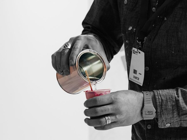 Siebdruck, Workshop, grafik, design, Farbseparation, medien, color management, lehrgang, färben, studio, agentur
