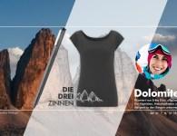 Die Drei Zinnen T-Shirts | Dolomiten