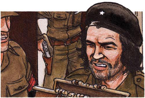 21 Ernesto Che Guevara