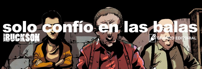 Buckson, un cómic que te enseña que la Mafia no es el camino a una vida larga
