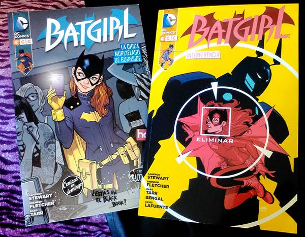 Portada del cómic Batgirl