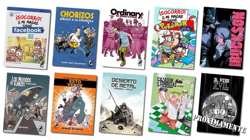 todos los cómics de GRAFITO EDITORIAL