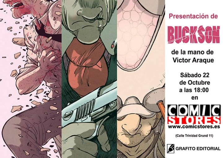 comic stores buckson comic