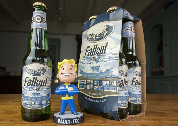 fallout beer , es la cerveza que necesitas