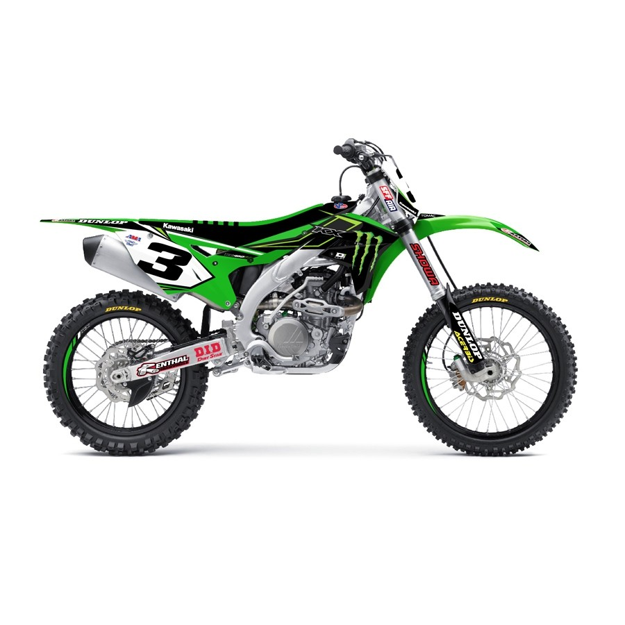 2016 Kawasaki Factory Monster Energy
