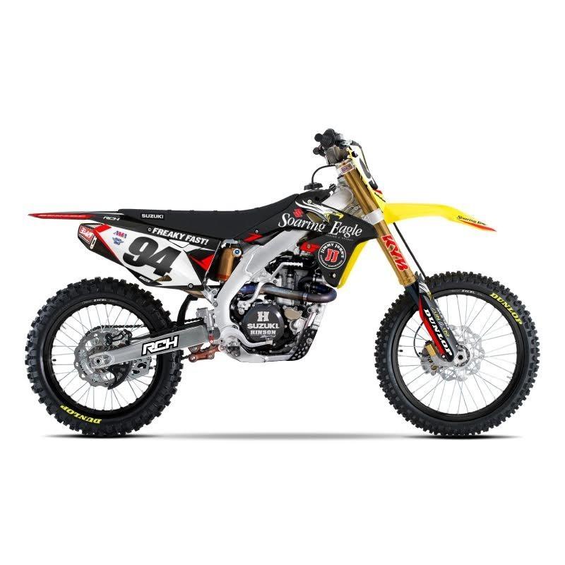 2016 Suzuki RCH