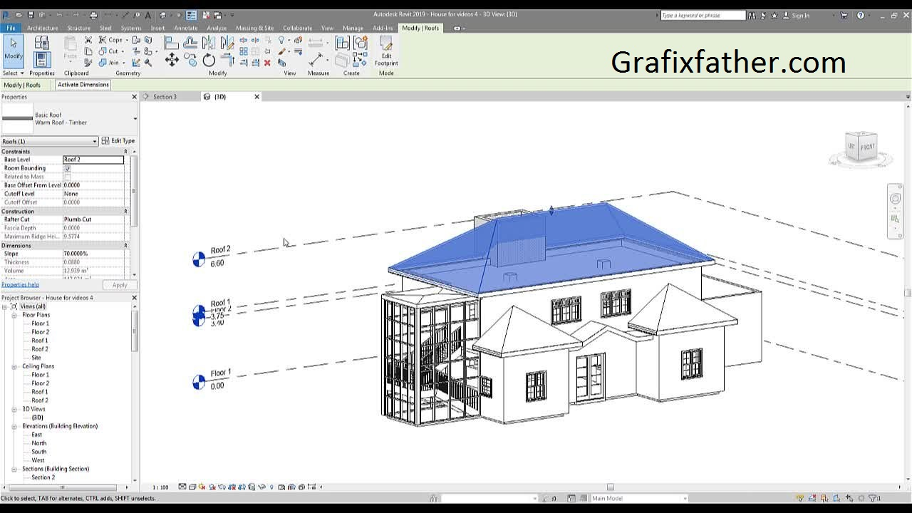 Download] Autodesk Revit From Beginner to Professional using