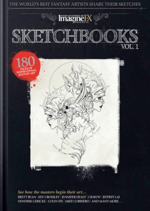 Imagine FX Sketchbooks Volume 1
