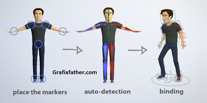 Download] Auto-Rig Pro 3 41 54 for Blender 2 8 Free - Grafixfather