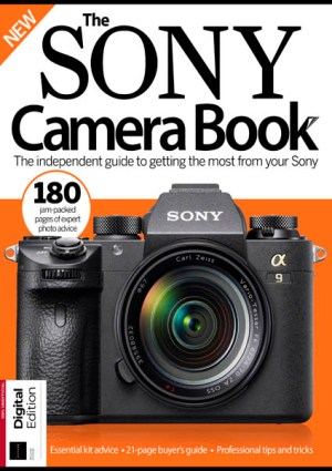 The Sony Camera Book 2nd Edition 2019