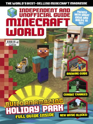 Minecraft World Magazine Issue 56 2019 Pdf Download