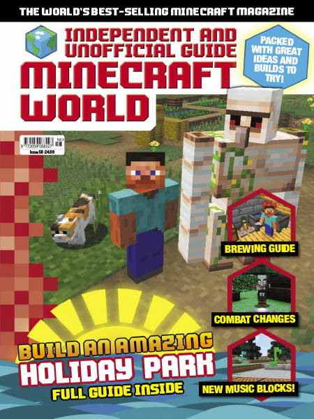 PDF] Minecraft World Magazine Issue 56 2019 Pdf Download