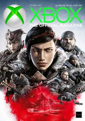 Xbox The Official Magazine UK October 2019 Pdf Magazine