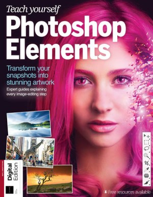 Teach yourself Photoshop Elements Sixth Edition 2019
