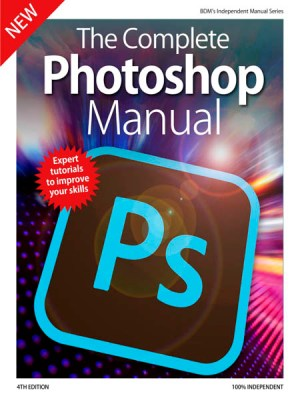 The Complete Photoshop Manual December 2019