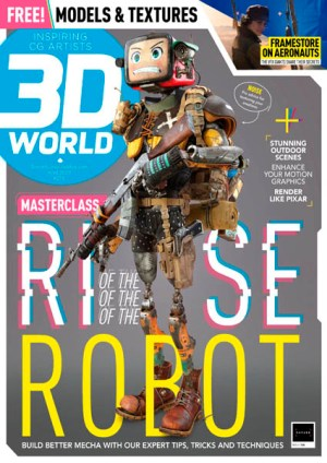 3D World Issue 258 2020
