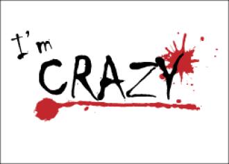 Im Crazy Miss You Card   Grafix66 Designs