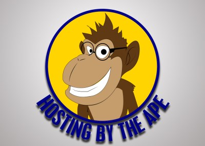 Logo | Hosting By Ape