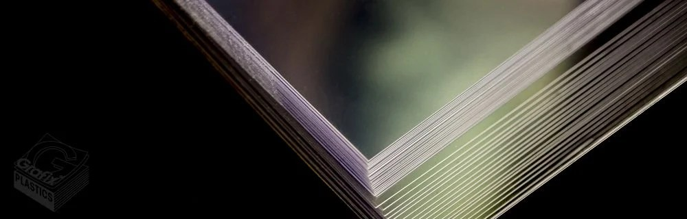 Stack of high clarity optical film sheets
