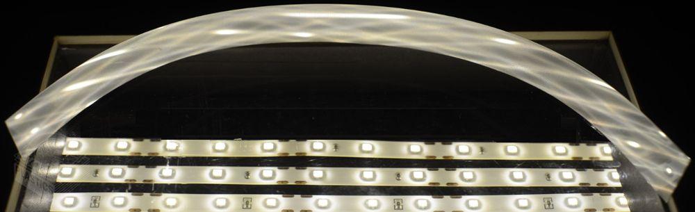 Arched Asymmetric Diffuser Film